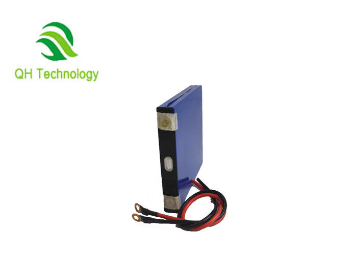 Lithium Ion Lifepo4 Battery Cells 80AH Capacity High Rate Charge / Discharge