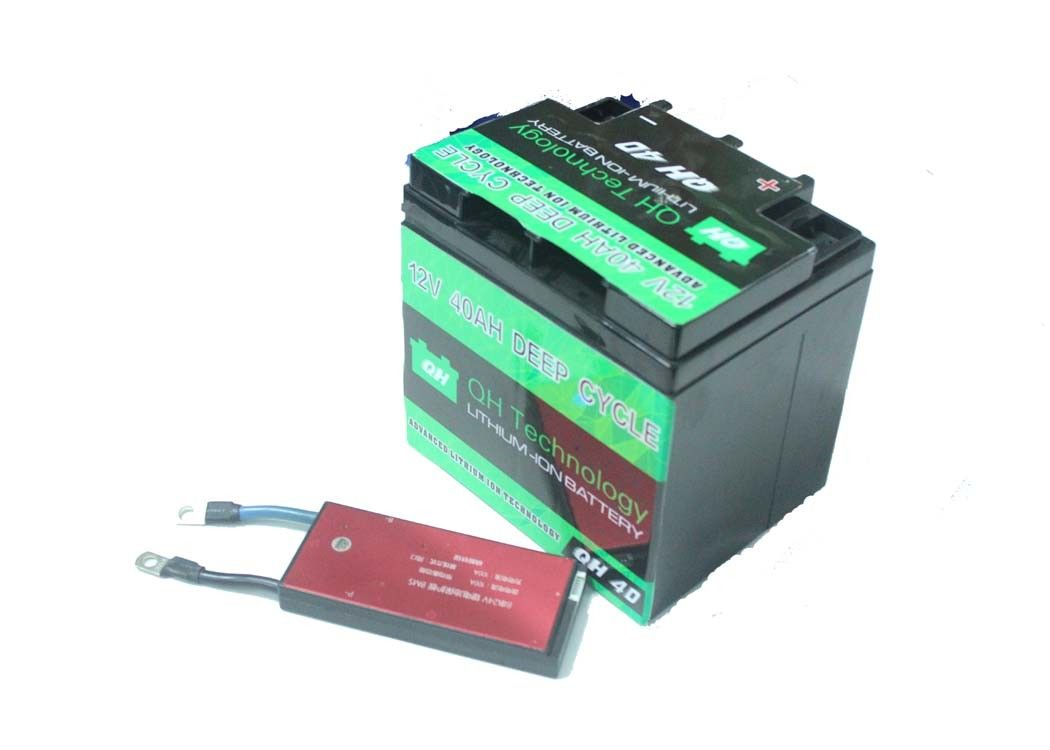 Small Lithium Ion 36v 50ah Lifepo4 Cell Pack For Backup Power Supply
